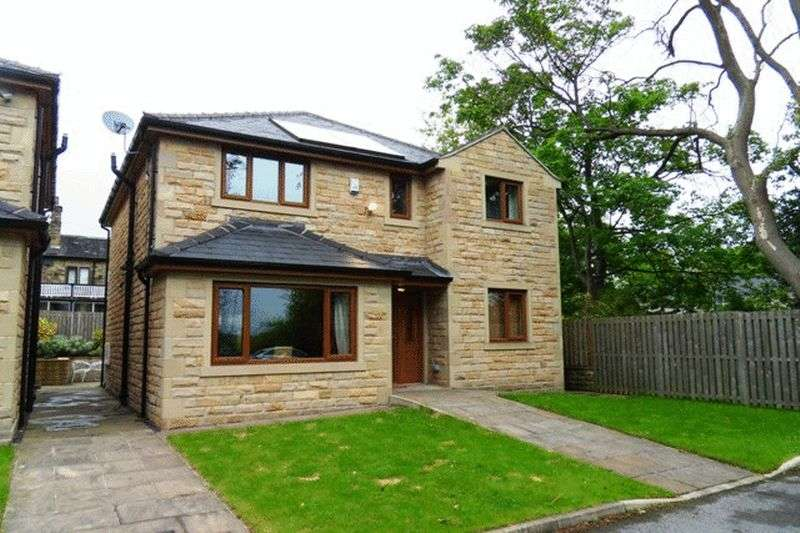 4 Bedrooms Detached House for sale in Savile Royd Villas, Halifax