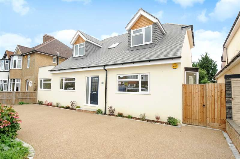 5 Bedrooms Bungalow for sale in Sherwoods Road, Watford, Hertfordshire, WD19