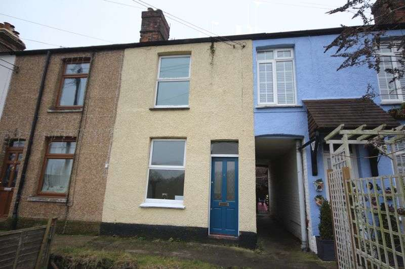 2 Bedrooms Terraced House for sale in Basted Village, Nr Borough Green, Sevenoaks