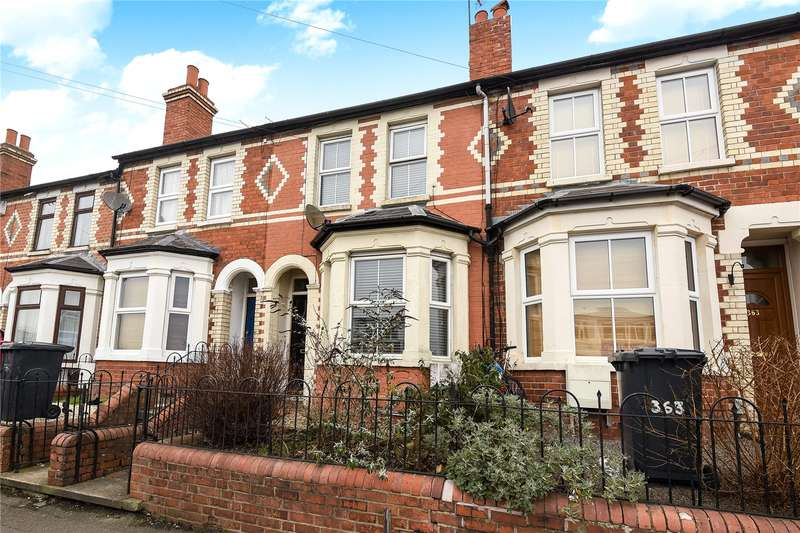 3 Bedrooms Terraced House for sale in Elgar Road South, Reading, Berkshire, RG2