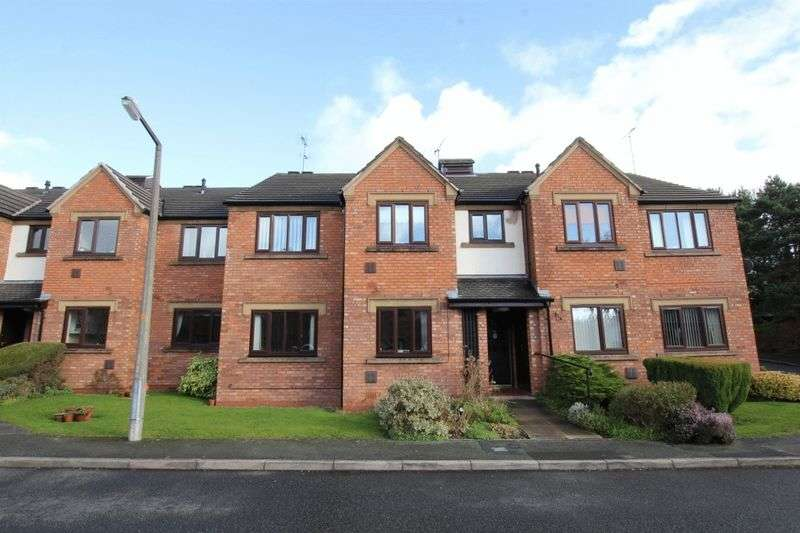 2 Bedrooms Flat for sale in Smallwood Mews, Wirral