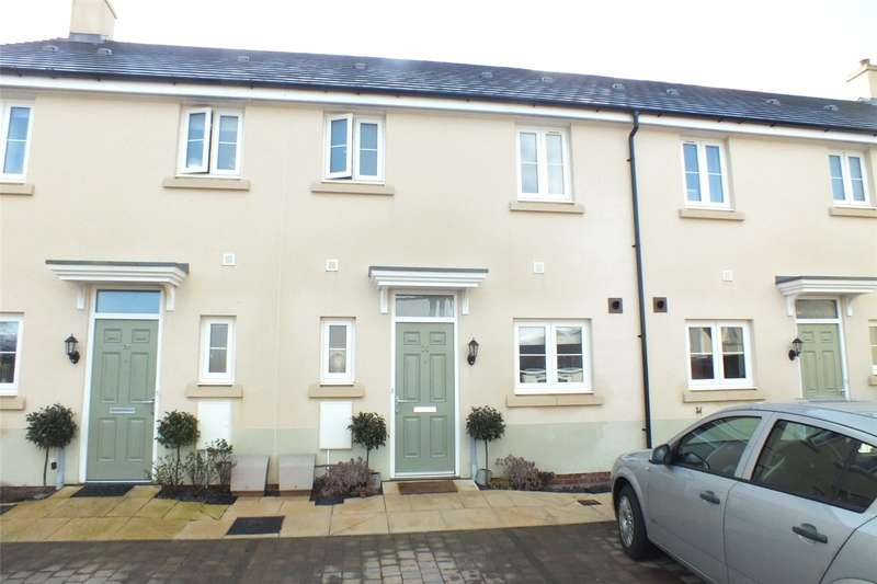 3 Bedrooms Terraced House for sale in Honeyhill Grove, Lamphey, Pembroke