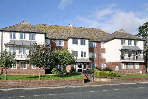 2 Bedrooms Retirement Property for sale in Nordseter Lodge, Sea Lane, Rustington, West Sussex, BN16