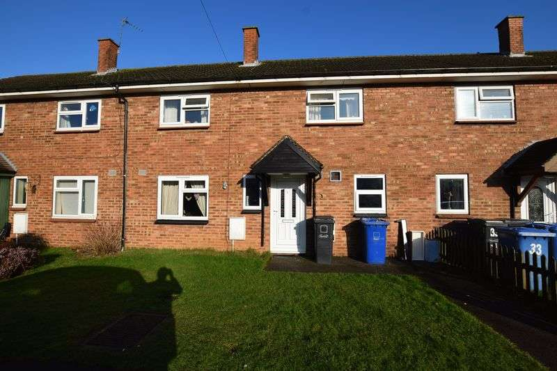 3 Bedrooms Terraced House for sale in Devonshire Road, Scampton, Lincoln