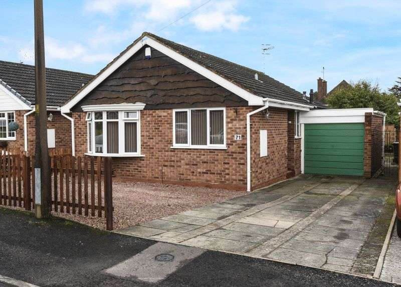 2 Bedrooms Detached Bungalow for sale in Hungerford Road, Norton, Stourbridge