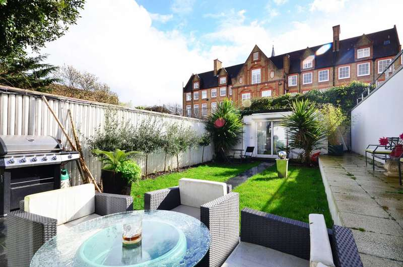 5 Bedrooms End Of Terrace House for sale in Battersea Park Road, Battersea Park, SW11