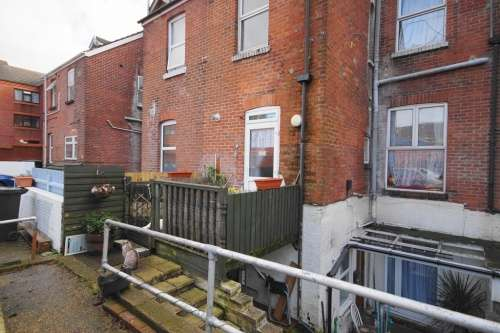 Flat for sale in Bournemouth Road, Poole