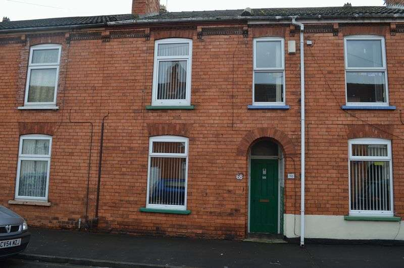 2 Bedrooms House for sale in Thesiger Street, Lincoln