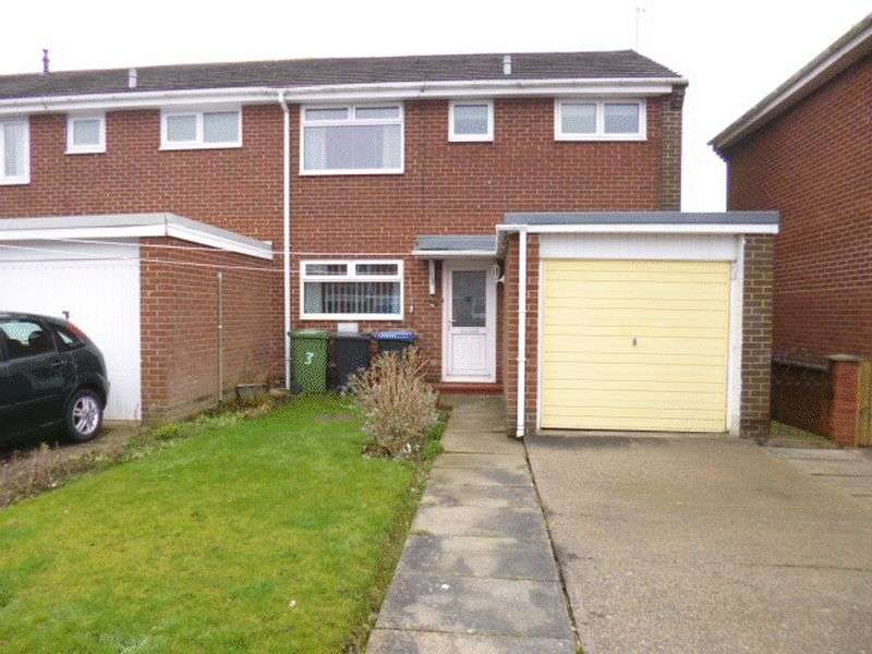 3 Bedrooms Terraced House for sale in Boyden Close, St Helen Auckland