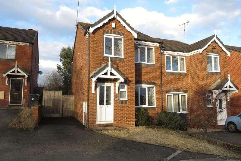 3 Bedrooms Semi Detached House for sale in Grattidge Road, Acocks Green, Birmingham B27 7AQ