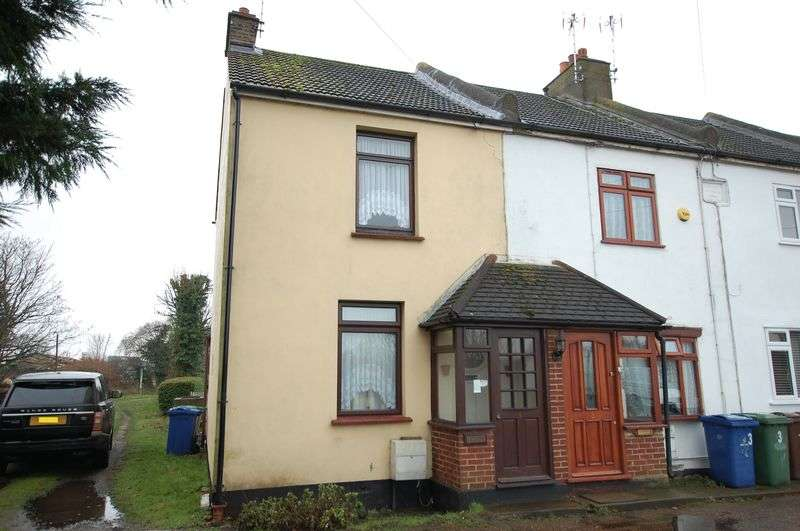 3 Bedrooms Terraced House for sale in Chadwell St Mary