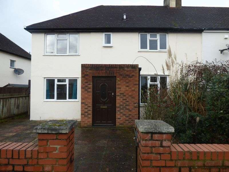 4 Bedrooms Semi Detached House for sale in Fullers Avenue, Tolworth, SURBITON