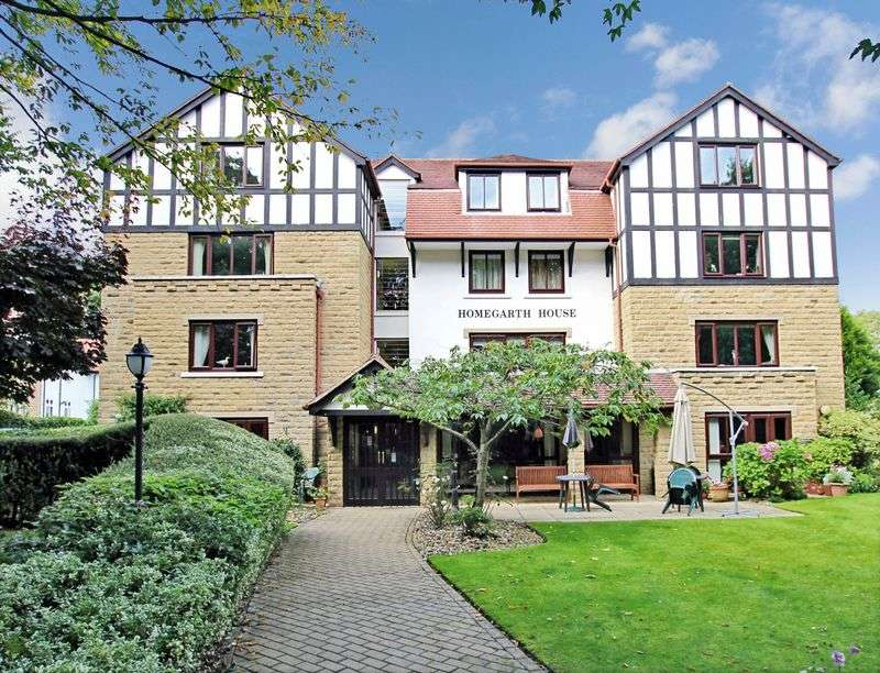 2 Bedrooms Retirement Property for sale in Homegarth House, Leeds, LS8 2JU