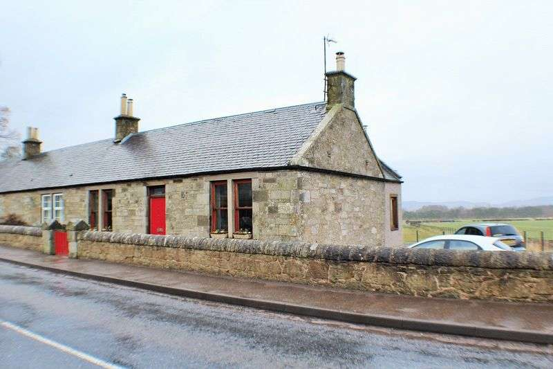 3 Bedrooms Cottage House for sale in East Cottage, Newton Of Lathrisk, By Freuchie KY15 7JH