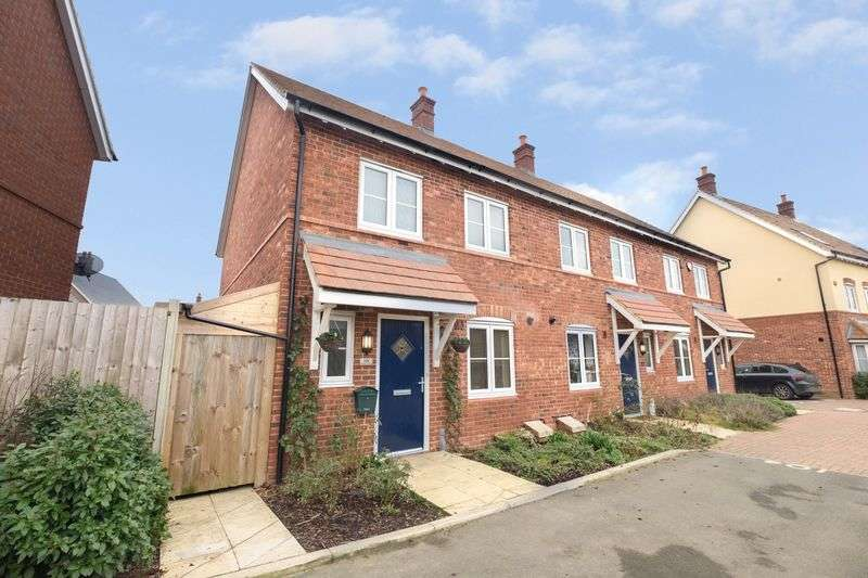 3 Bedrooms Terraced House for sale in Hilton Close, Cygnet Mews, Kempston, Bedford