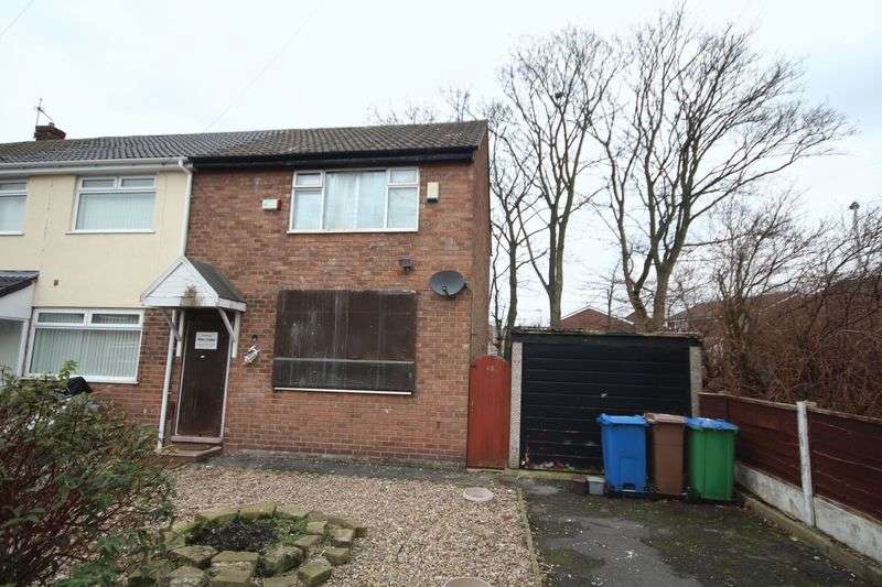 2 Bedrooms House for sale in DISLEY STREET, Sudden, Rochdale OL11 4PU