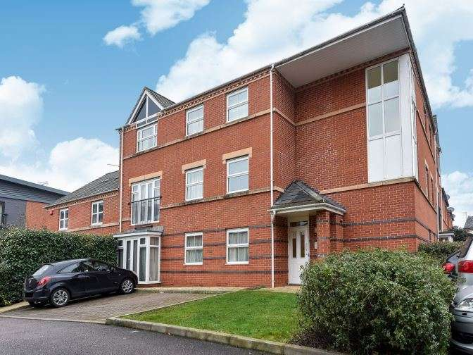 2 Bedrooms Flat for sale in Alma Road, Banbury, OX16 4RQ