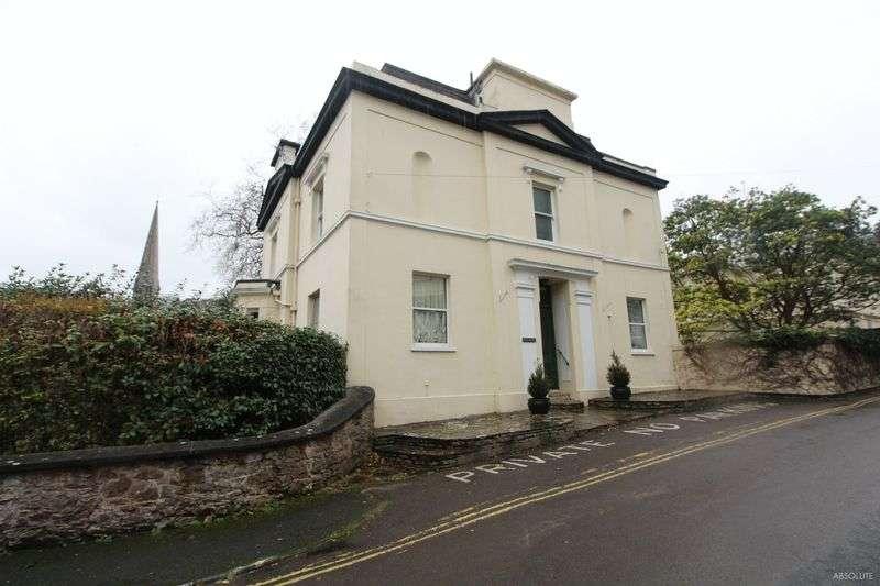 2 Bedrooms Flat for sale in Torwood Gardens Road,