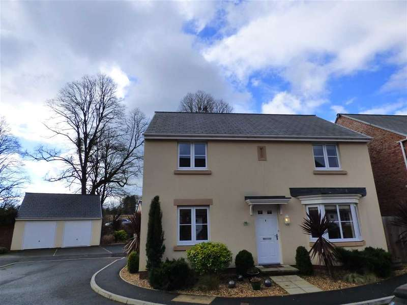 4 Bedrooms Detached House for sale in Kilpale Close, Caerwent, Caldicot