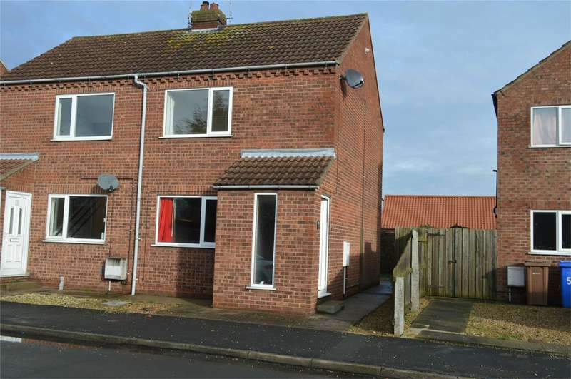 2 Bedrooms Semi Detached House for sale in St Quintin Park, Brandesburton, East Riding of Yorkshire