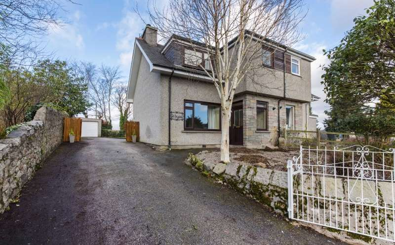 3 Bedrooms Semi Detached House for sale in St Brydes Road, Kemnay, Inverurie, Aberdeenshire, AB51 5RD