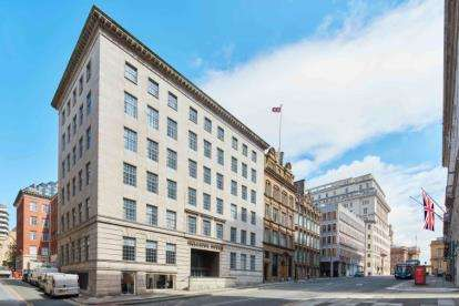 2 Bedrooms Flat for sale in Reliance House, Water Street, Liverpool, Merseyside, L3
