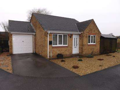 2 Bedrooms Bungalow for sale in Bain Rise, Ludford, Market Rasen