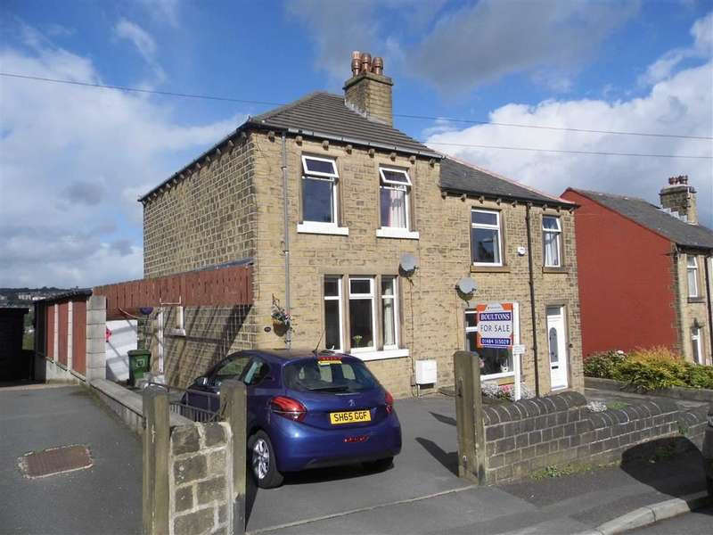 2 Bedrooms Property for sale in 44, William Street, Crosland Moor, Huddersfield