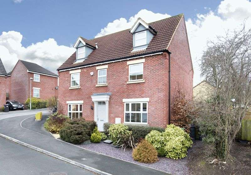 5 Bedrooms Detached House for sale in Hulbert Close, Hilperton
