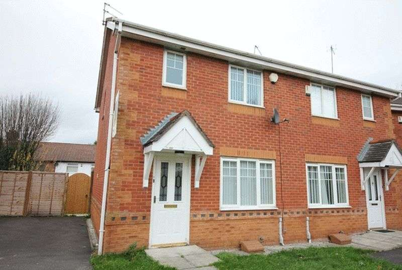 3 Bedrooms Semi Detached House for sale in Woodhurst Crescent, Dovecot, Liverpool, L14