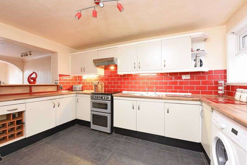 3 Bedrooms Terraced House for sale in Cornish Close, Basingstoke