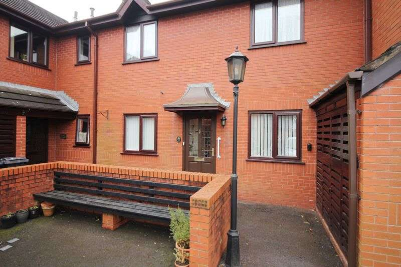 2 Bedrooms Flat for sale in 11 Greenbank, Argyle Road, Poulton-Le-Fylde FY6 7EW