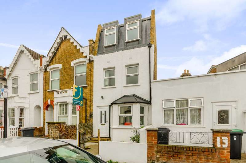 3 Bedrooms House for sale in Harringay Road, Tottenham, N15