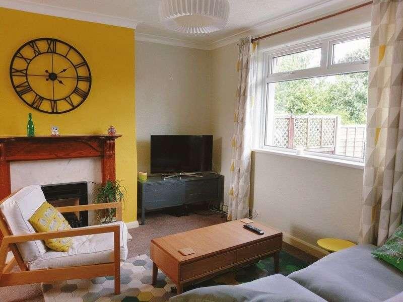 3 Bedrooms Semi Detached House for sale in Ferguson Road, Carlisle