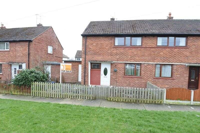 2 Bedrooms Semi Detached House for sale in Springfield Road, Carlisle
