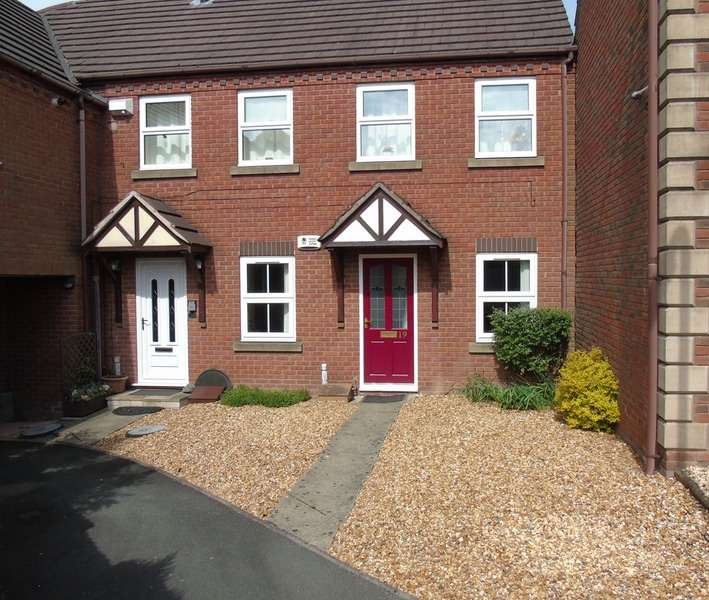 1 Bedroom Maisonette Flat for sale in Blacksmith Drive, Telford, Shropshire, TF2
