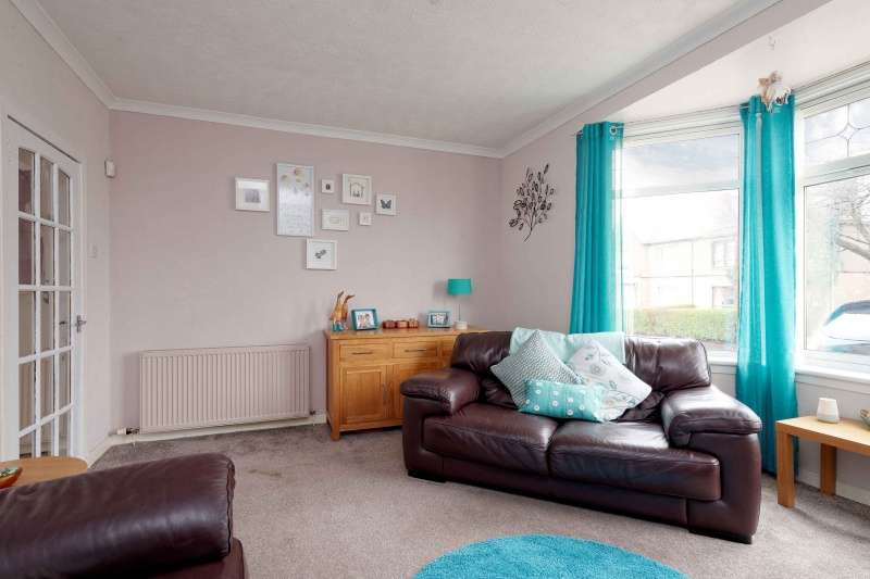 2 Bedrooms Terraced House for sale in Redpath Drive, Cardonald, Glasgow, G52 2ER