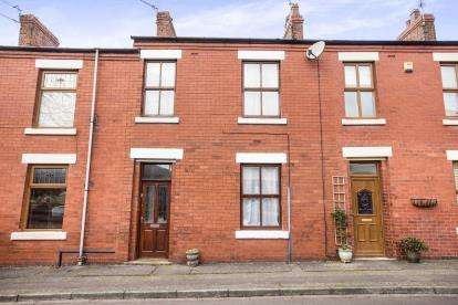 3 Bedrooms Terraced House for sale in Balcarres Place, Leyland, Lancashire, ., PR25