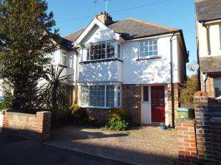 3 Bedrooms Semi Detached House for sale in Havelock Road, Bognor Regis, West Sussex
