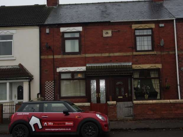 2 Bedrooms Terraced House for sale in Askern Road Toll Bar Doncaster