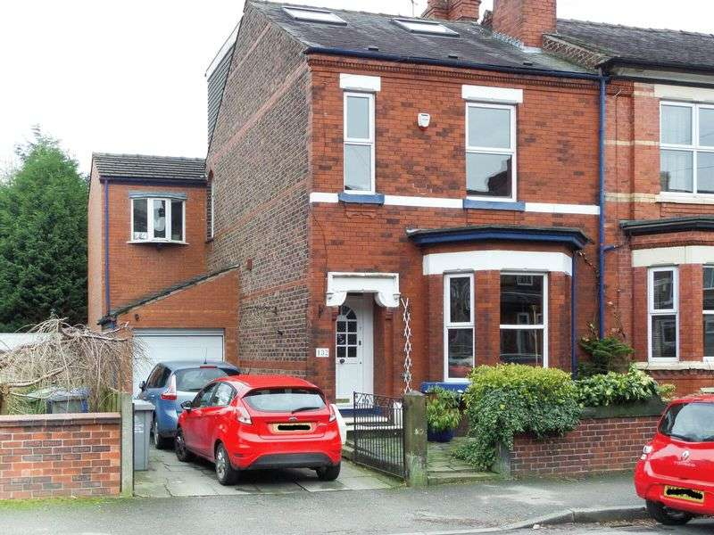 4 Bedrooms Terraced House for sale in Roseneath Road, Urmston