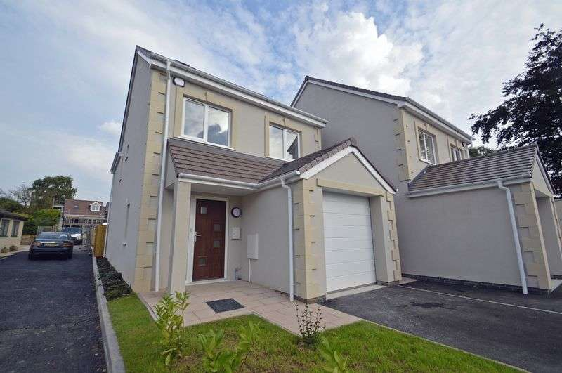 4 Bedrooms Detached House for sale in Quality new home in Claverham