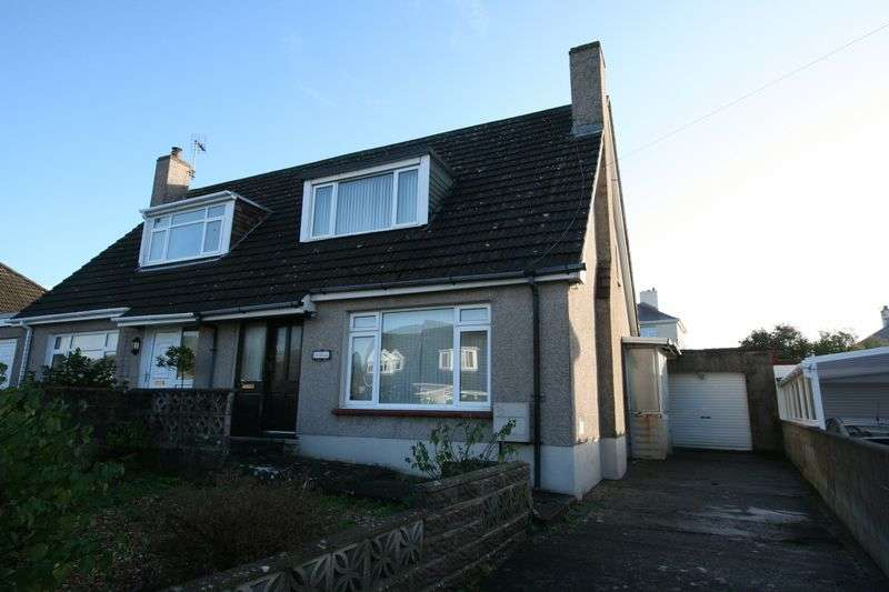 2 Bedrooms Semi Detached House for sale in Highmeadow, Llantwit Major