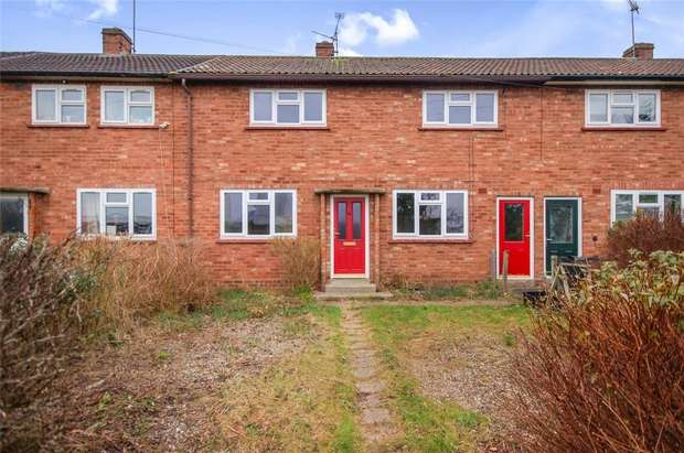 3 Bedrooms Terraced House for sale in Hermitage Close, BRIDGNORTH, Shropshire