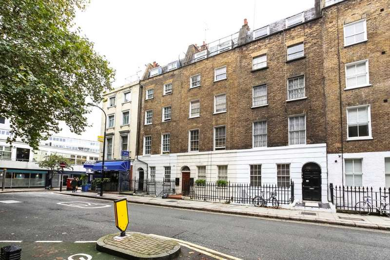 2 Bedrooms Flat for sale in Maple Street, Fitzrovia, London W1T