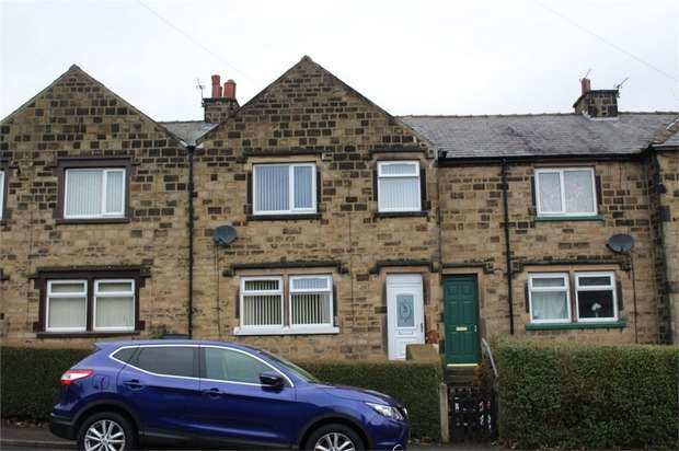 3 Bedrooms Terraced House for sale in Sandbeds Road, Halifax, West Yorkshire