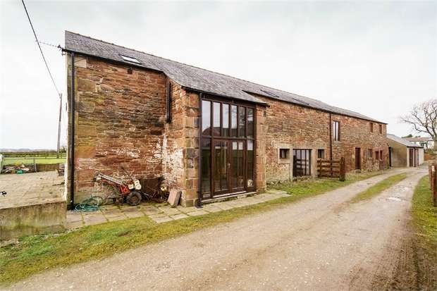 7 Bedrooms Barn Conversion Character Property for sale in Oulton, Wigton, Cumbria