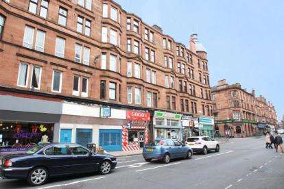 1 Bedroom Flat for sale in Dumbarton Road, Partick Cross, Glasgow