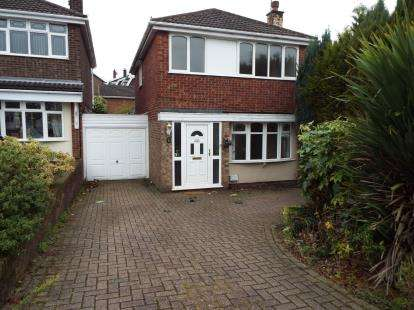 3 Bedrooms Link Detached House for sale in Knighton Road, Cannock, Staffordshire