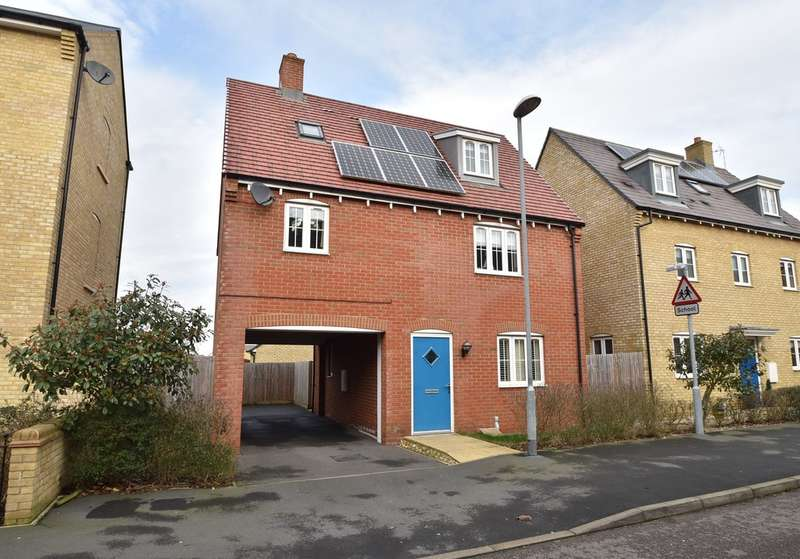 3 Bedrooms Detached House for sale in Reeve Road, Stansted